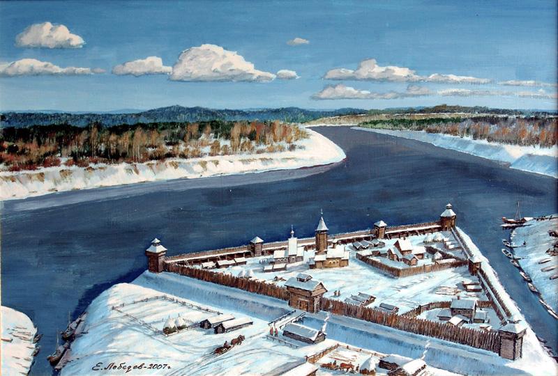 Углич достопримечательности: Угличский кремль