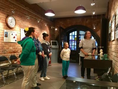 Выставка «Большие истории малого города» вновь открыта в Угличе