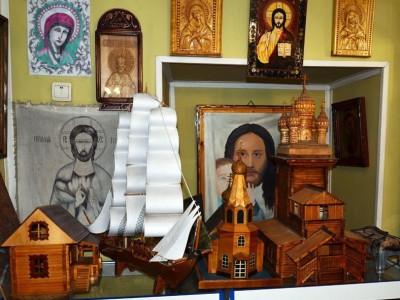 Выставка детского творчества «Русь рукотворная» в Угличе