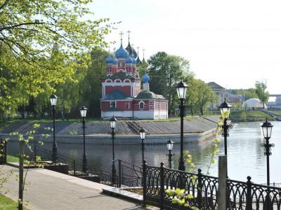 В июньские праздники Углич ожидает  5000 гостей