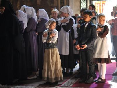 """Десять дней """"Благостины"""" в Угличе завершились в международный день детей"""