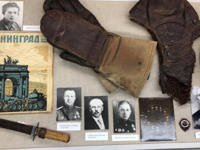 Ленинградский башмачок на выставке в Угличе