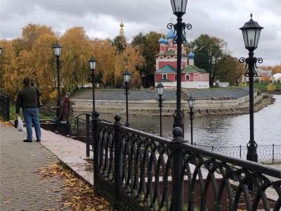 В первые дни ноября с Угличем гостей познакомят экскурсии выходного дня