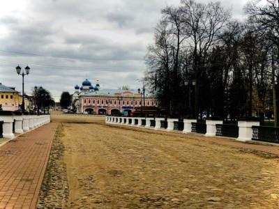 Бесплатный Wi-Fi в 2 минутах ходьбы от Угличского кремля и Волжской набережной