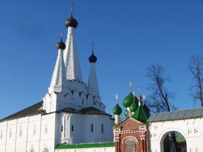 Новые правила организации паломнической деятельности обсудят на круглом столе в Алексеевском монастыре Углича