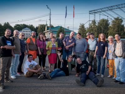 Участники седьмого Межрегионального фестиваля фантастики «Поехали!» посетили Углич