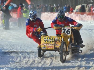 Соревнования по зимнему мотокроссу пройдут в рамках XIII фестиваля активного семейного отдыха «Зимние забавы в Угличе»