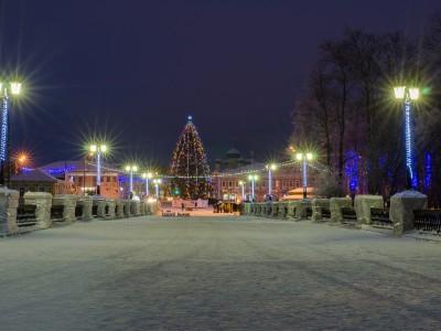 Новогодние каникулы с туристским информационным центром
