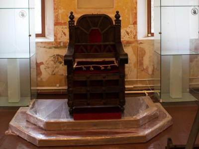 Новинки экспозиции в Палате удельных князей