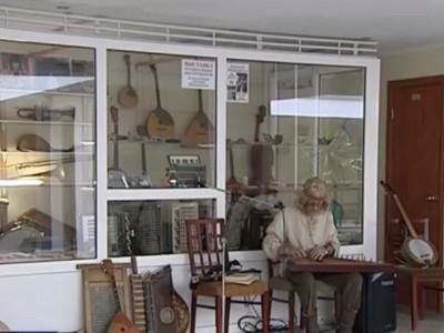 Корреспонденты «Вести. Ярославль» о музыкальной экспозиции угличского виртуоза