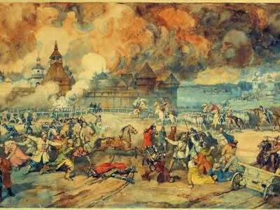 В преддверии дня народного единства состоится лекция«Вооружение угличской крепости».