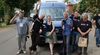 В Углич на комфортабельном фестивальном автобусе в дни Фотопарада