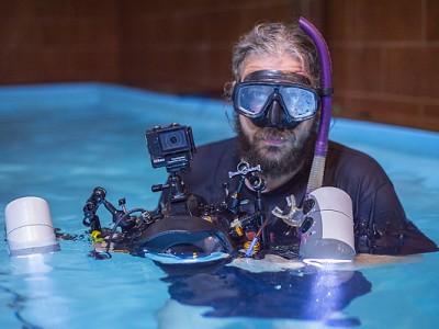 В Угличе пройдет авторский курс подводной фотографии