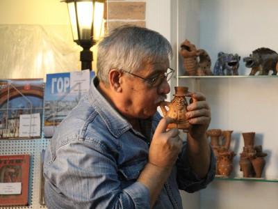 Музейные беседы, выставка и встреча с угличским мастером: Музей народный игрушки приглашает гостей