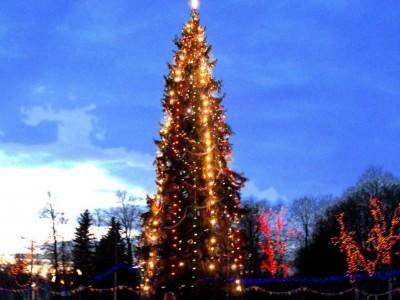 14 декабря в Угличе новогодние программы откроются Большим  представлением на Успенской площади