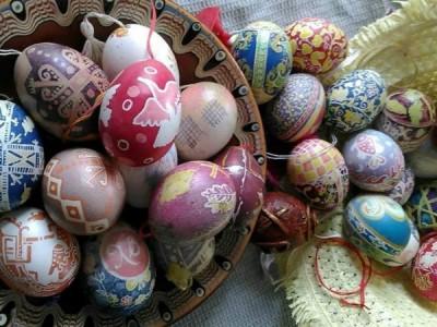 """ТИЦ """"Углич"""" приглашает на мастер-класс Анны Спарышкиной по необычной росписи пасхальных яиц"""